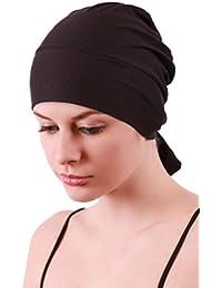 Essentielle Bonnet A Attache Pour Perte De Cheveux