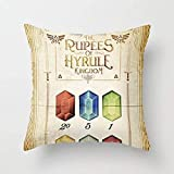 Bixungan Legend of Zelda - Tingle'S The Rupees of Hyrule Ki Hellip; Throw Pillow by Barrett Biggersfor Your Home