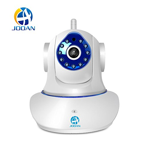JOOAN HD 720P WLAN Tag/Nacht Home IP Kamera Pan/Tilt Video Sicherheits Überwachungskamera -