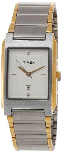 41niyQGziTL - Timex CT15 Classics Silver Mens watch