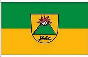 Königsbanner Hissflagge Erkenbrechtsweiler - 100 x 150cm - Flagge und Fahne