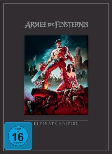 Die Armee der Finsternis - Ultimate Edition (2 Blu-rays, 4 DVDs) - Iv Arm