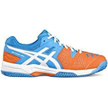 Asics Tennis Shoes Gel-Padel Pro 3 Sg Diva Blue / White / Shocking 41m