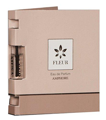 Amphore Parfüm Probe Ampulle Damen Eau de Perfume for Women Luxus Beauty Original Frisch-Fruchtig-Blumig Duft in Probiergröße, 1.5 ml