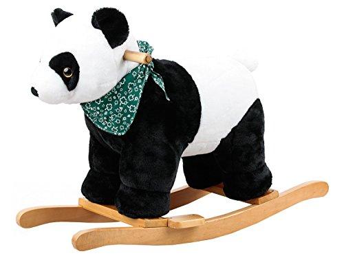 Dunjo® Schaukeltier Panda mit Musik, 65460