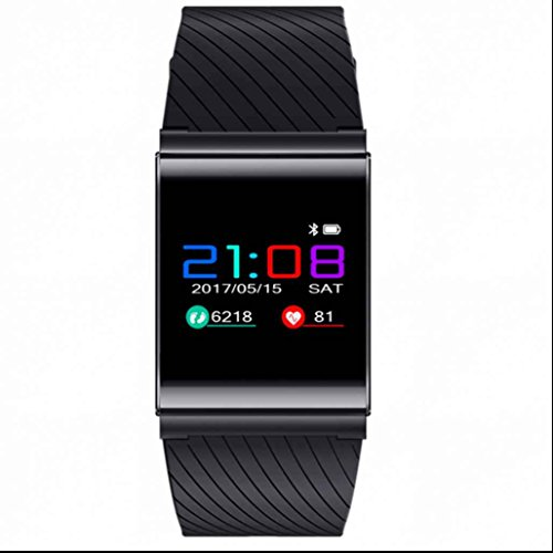 Smart Armband Fernbedienung Fotografieren Funktion, Handgelenk Wake Up Bildschirm Kapazitive Touchscreen Antiverlust Benachrichtigung Running Fitness Smart Armband Sport Armbanduhr für Android und Apple IOS
