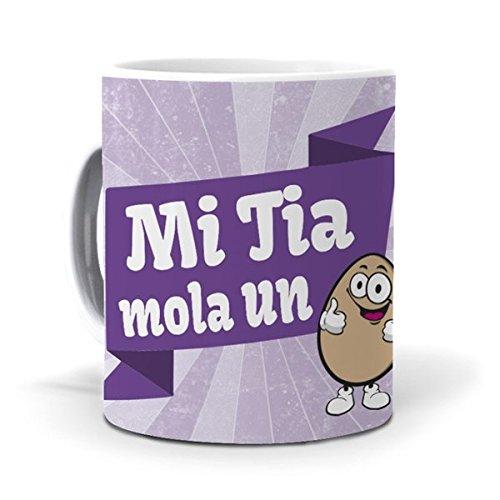 mundohuevo TazaMi tia mola un huevo version
