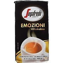 Segafredo, Café molido (100% Arabica) - 12 de 250 gr. (