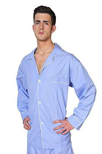 brioni-pajama-men-light-blue-cotton-striped