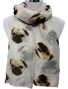 WINWINTOM Scarf - Set de bufanda, gorro y guantes - para mujer