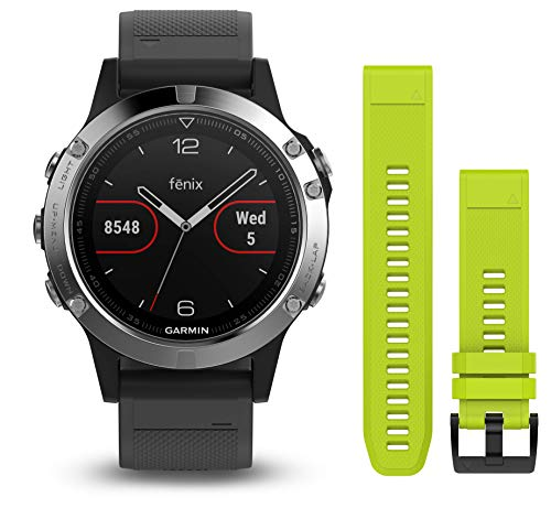 Garmin Fenix 5 - Reloj multideporte