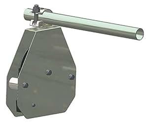 Poulie avec frein autobloc.cm.30x30 p = kg.50