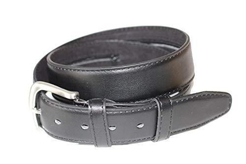 Emeco Tresor Gürtel Geldgürtel Leder Money Belt schwarz, GR: 95 (109cm)