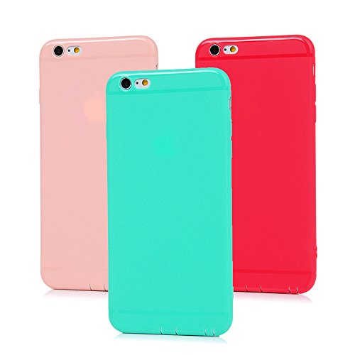 custodia iphone 6 silicone morbido