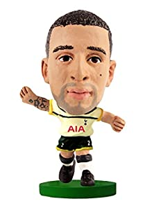 Soccerstarz - Figura con Cabeza móvil (Tottenham Hotspur F.C. 73440)