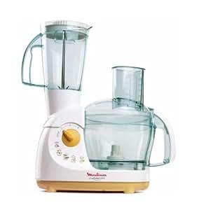 Moulinex fp601141 robot adventio blender blanc cuisine maison - Nouveau robot moulinex ...
