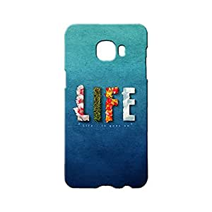 BLUEDIO Designer Printed Back case cover for Samsung Galaxy C5 - G5724