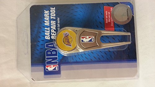 NBA Los Angeles Lakers A01687 Golf Ball Mark Repair Tool by WinCraft