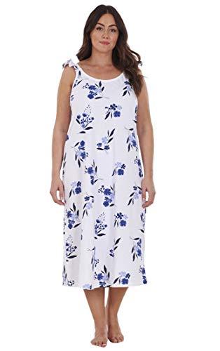 Ex High Street Camisón Largo Mujer - Estampado Floral