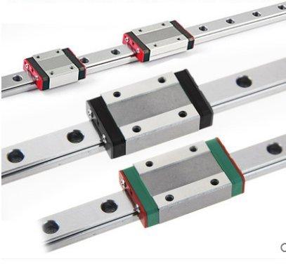 3D druck teile cnc Kossel Mini MGN12 miniatur linearschiene slide1pc MGN12 lineare schienenf¨¹hrung + 1 st¨¹ck MGN12 H wagen 250 MM (3d-druck-teile)