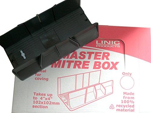 linic-uk-made-display-box-von-10-master-mitre-blocks-45-90-grad-102-x-102-mm-x-320-mm-mb7010-versand