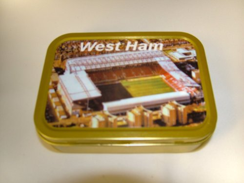West Ham United Football Club Tabakdose, 500 ml West Ham United Football Club