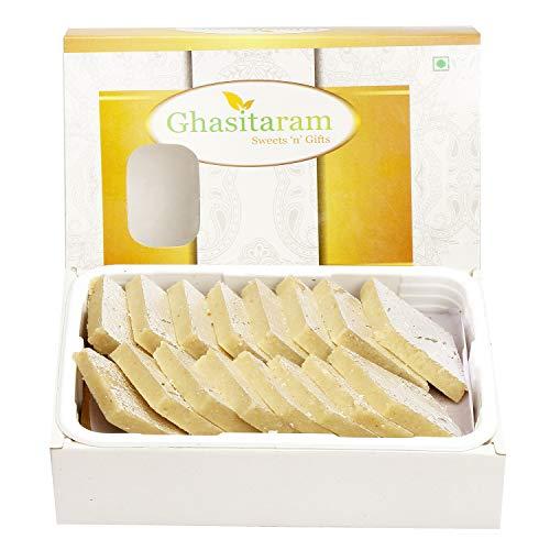 Ghasitaram Gifts Mother's Day Gifts Pure Kaju Katlis Box 200 GMS