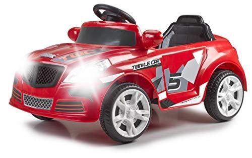 FEBER - Twincle Car R/C, coche eléctrico con radio control, para niños...
