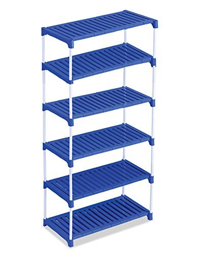 Ebee 1312018 Multipurpose Rack (Blue)