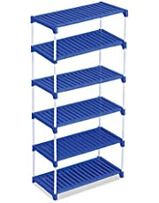 Ebee 1312018 Multipurpose Rack (Blue)