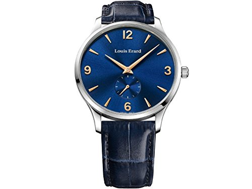 Louis Erard orologio uomo 1931 Automatik 47217AA15-BDC84
