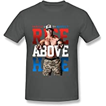 Desolate Men's John Cena Rise Above Hate Tshirts
