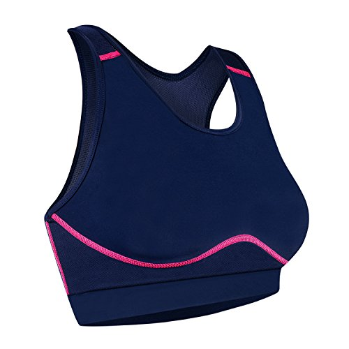 Assoluta UNO Damen Sport Bikini Top S Navy blau