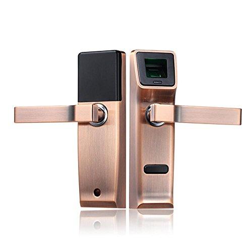 Electrónica biométrica Cerradura de Puerta Contraseña de Huella Dac