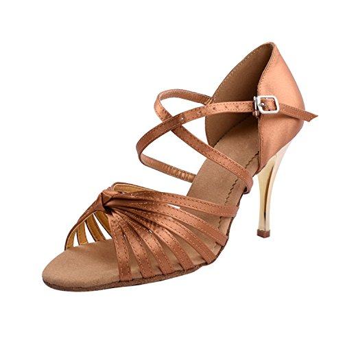 Kevin Fashion ,  Damen Tanzschuhe Bronze