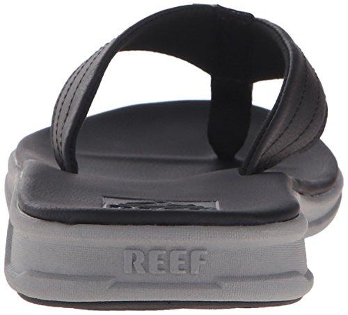 Reef Herren Rover Sl Sandalen Schwarz