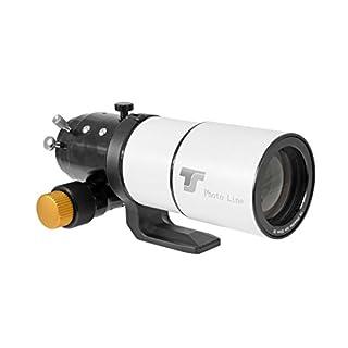 TS-Optics ED APO refractor Telescope 60/360 FLP-53 BL, TSApo60f6