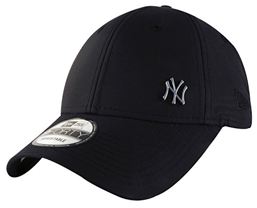 New Era Cap MLB Flawless Logo Basic, schwarz (Black), OSFA, 11198850