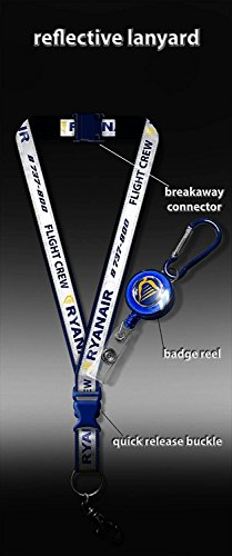 ryanair-reflektierende-flight-crew-lanyard-badge-reel