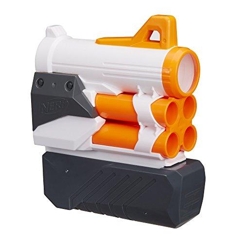 Hasbro Nerf B7472F03 - Mega Barrel Tri-Strike, Spielzeugblaster
