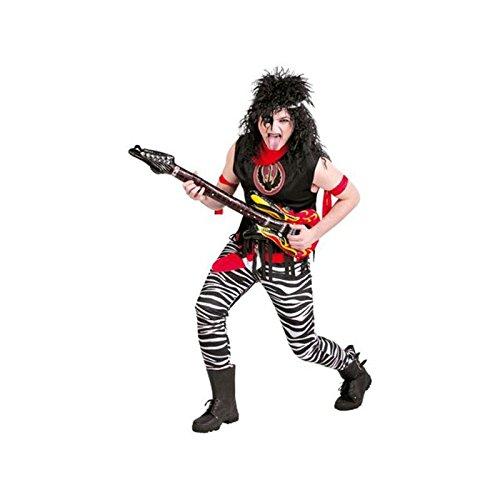 Imagen de disfraz de rockero