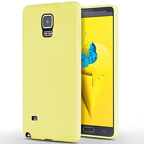 SpiritSun Funda Samsung Galaxy Note 4, Soft