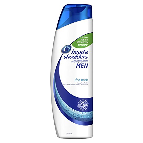 Head & Shoulders For Men Anti-Schuppen Shampoo, 6er Pack (6 x 300 ml)