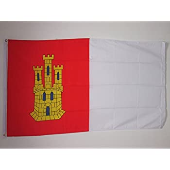 AZ FLAG Bandera de Castilla...