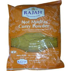 Rajah Hot Madras Curry Powder 1kg
