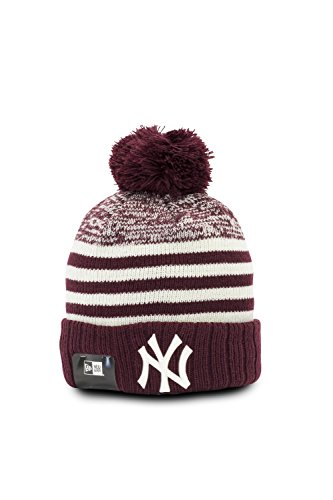 New Era Mlb Stripe Bob Neyyan Mrnsfp - Cappello Linea New York Yankees da Uomo, colore Viola, taglia OSFA