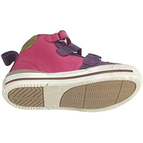 Froddo G2110043 G2110043 Mädchen High Top Sneakers pink/violett/gold (fuchsia)