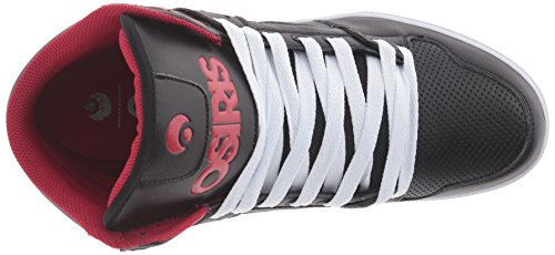 Osiris Clone Black/Red/Red Black/Red/Red