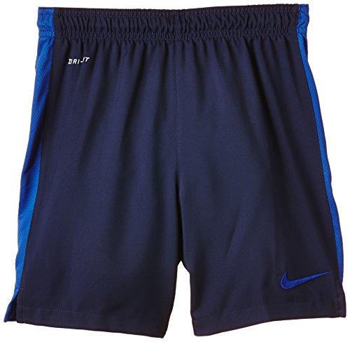 NIKE Jungen Shorts Strike B Woven, Midnight Navy/Game Royal, XL, 688427 (Nike Dri-fit Game Short)