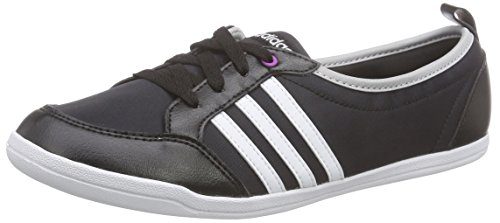 Adidas-Damen-Piona-W-Laufschuhe-Mehrfarbig-CblackFtwwhtMsilve-39-13-EU